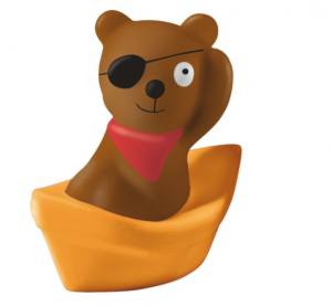 Haba Water Squirter Kalle's Pirate Bear