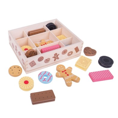 BJ470 Wooden Box of Biscuits 003