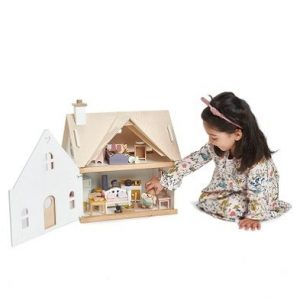 Tender Leaf Cottontail Cottage (With Furniture)