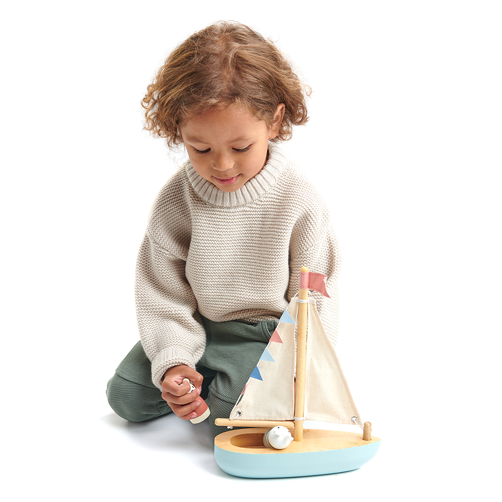 sailaway boat by tender leaf toys lifestyle