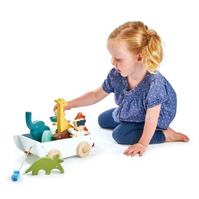 tender leaf toys the friend ship with girls
