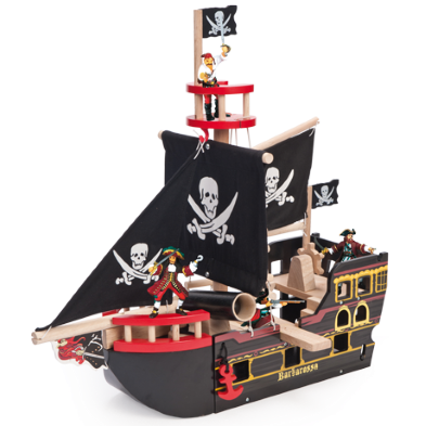 Read more about the article Tales of Pirates, Corsairs and Barbarossa