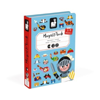 magnetic book boys costume closed