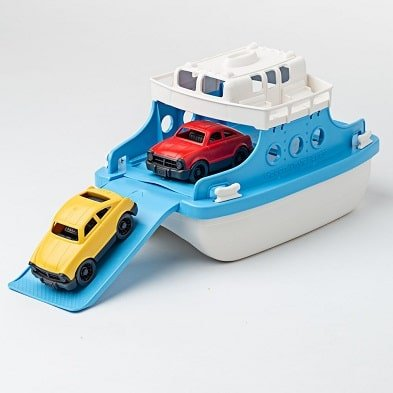 Ferry Boat with ramp
