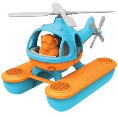 seacopter water toy by green toys