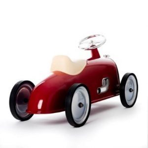 Baghera Rider Red Ride on Car