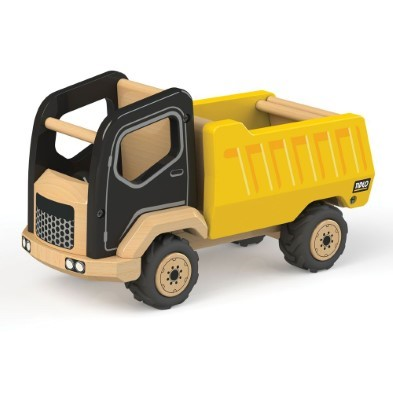 Wooden Toy Tipper Truck Lorry