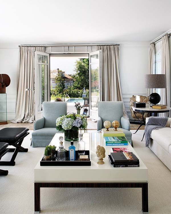 6 Approaches To Styling A Coffee Table