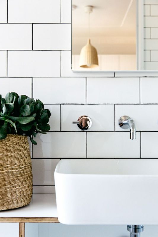 What Colour Grout For Bathroom Wall Tiles