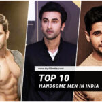 top 10 handsome man in india