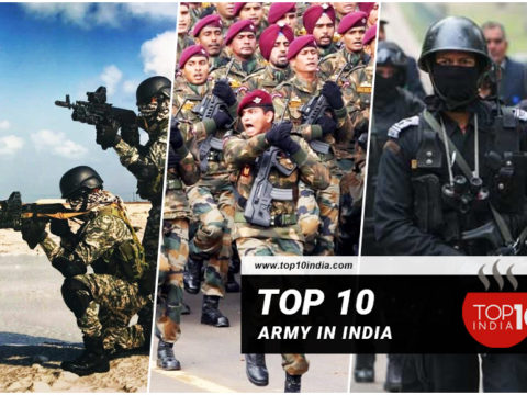 top-10-army-in-india