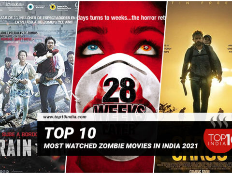 Top 10 Most Watched Zombie Movies in India 2021