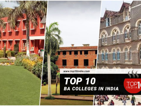 Top 10 BA Colleges in India