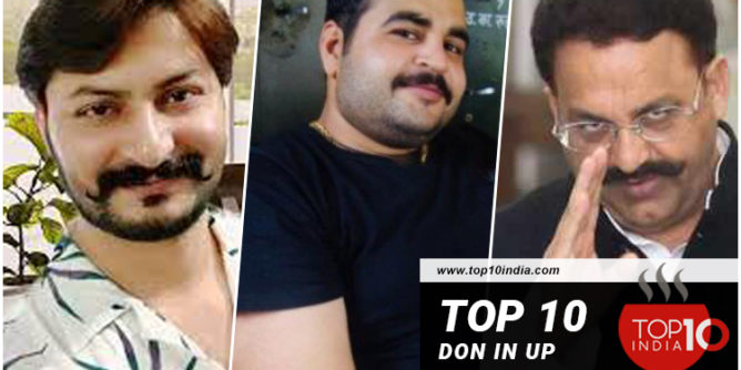 Top 10 Don In UP