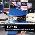 Top 10 Electric Cars Under 10 Lakhs in India