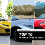 Top 10 Fastest Cars in India