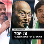 Top 10 Health Minister of India