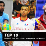 Top 10 Highest Paid Volleyball Players In The World
