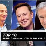 Top 10 Richest Personalities In The World