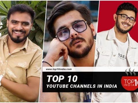 Top 10 YouTube Channels in India