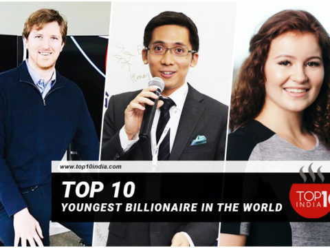 Top 10 Youngest Billionaire in the World