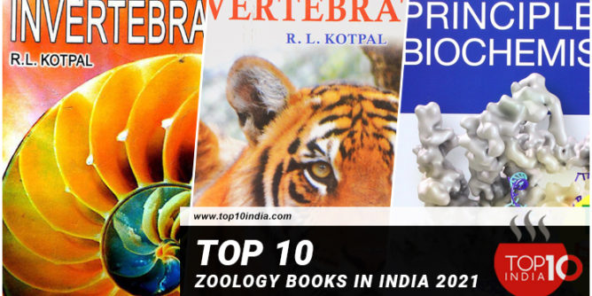 List of Top 10 Zoology Books in India 2021