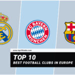 The 10 Best Football Clubs in Europe