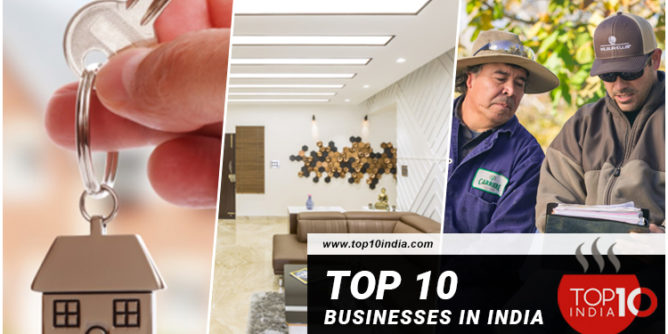 Top 10 Businesses in India