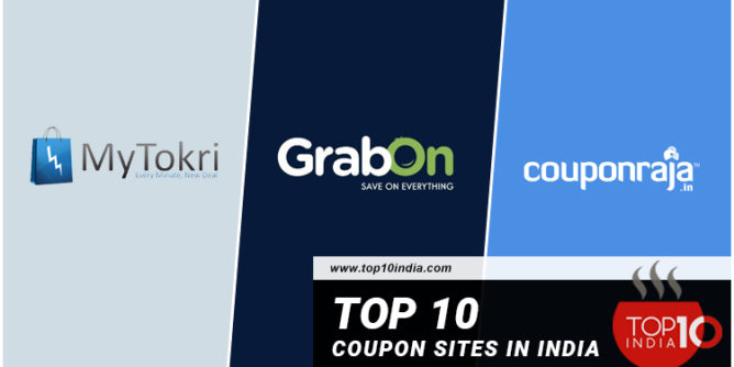 Top 10 Coupon Sites in India