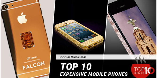Top 10 Expensive Mobile Phones