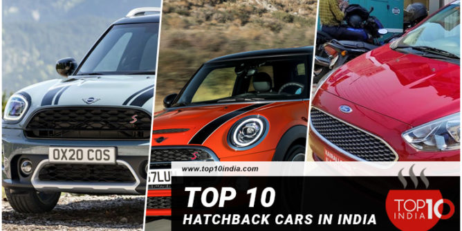 Top 10 Hatchback cars in India