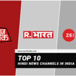 Top 10 Hindi News Channels In India