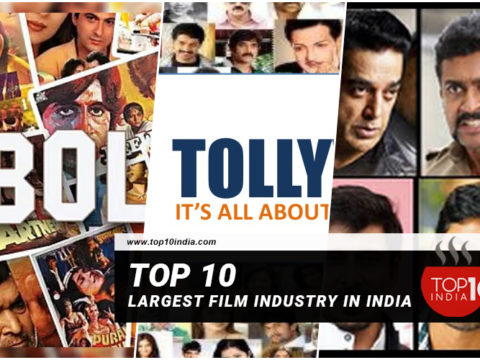 Top 10 Largest Film Industry In India