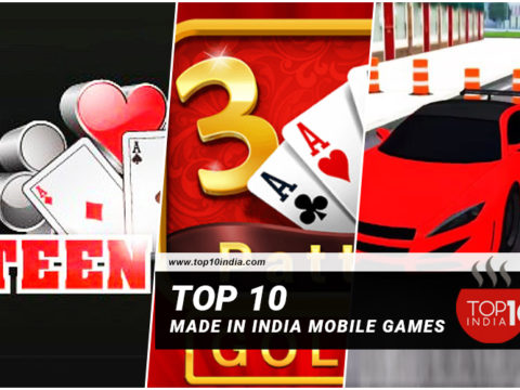 Top 10 Made In India Mobile Games