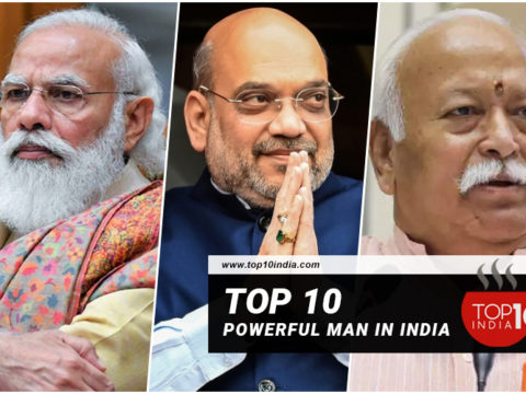 Top 10 Powerful Man in India
