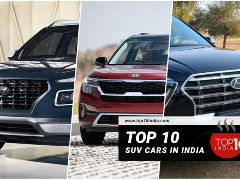 Top 10 SUV Cars In India