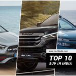 Top 10 SUV in India