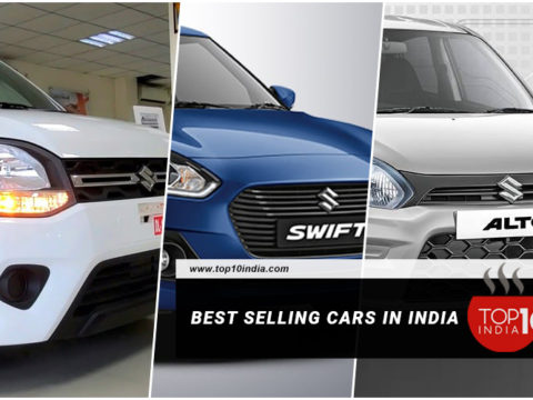 Best Selling Cars In India