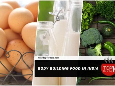 Body Building Food in India