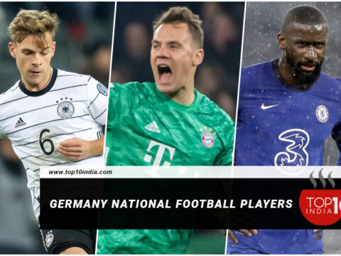 Germany National Football Players