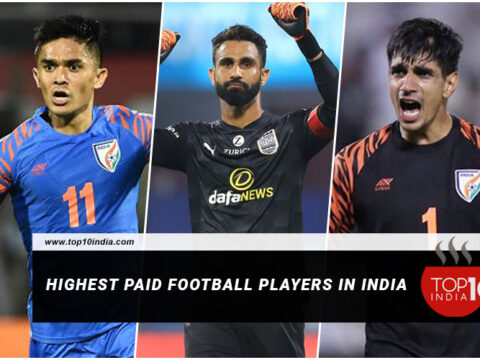 Highest Paid Football Players In India
