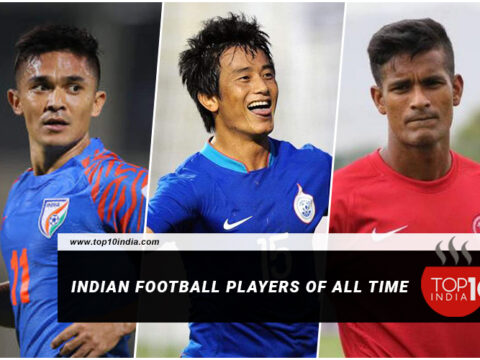 Indian Football Players of All Time