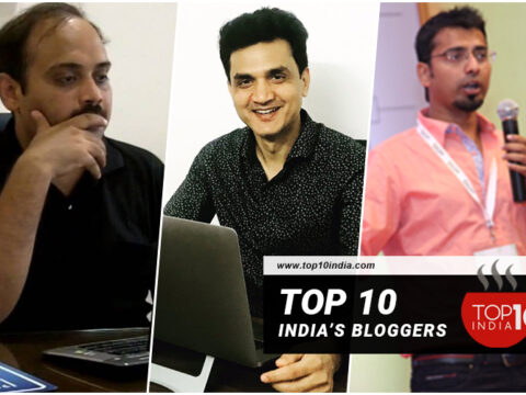 India's Top 10 Bloggers