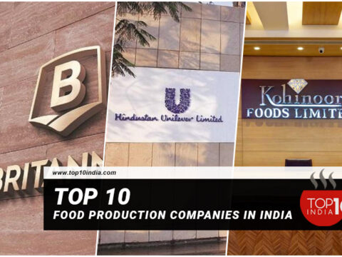 List of Top 10 Food Production Companies in India