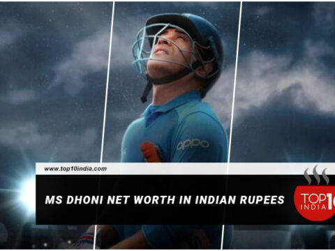 MS Dhoni Net Worth In Indian Rupees