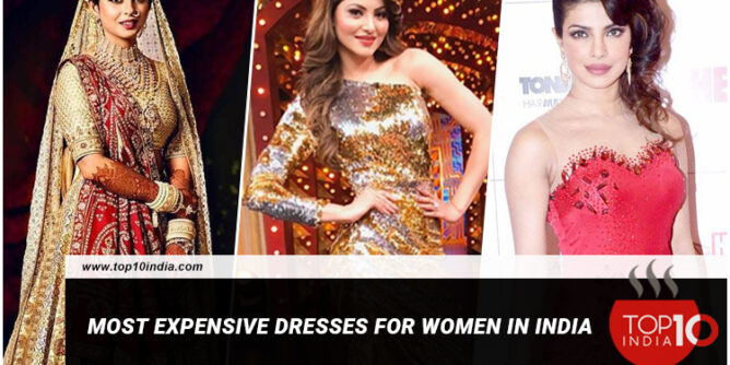 Most Expensive Dresses For Women In India