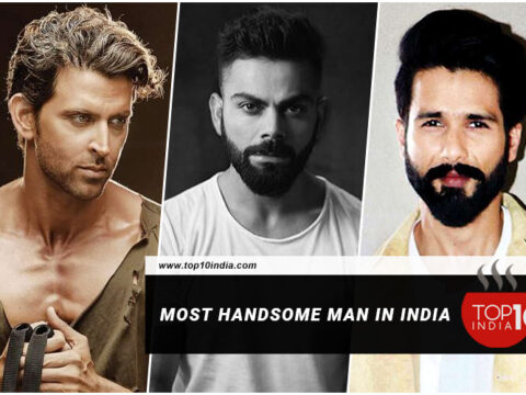 Most Handsome Man In India