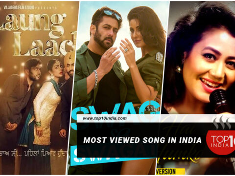 Most Viewed Song in India
