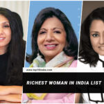 Richest Woman in India List
