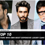 Top 10 Actors Who Own Most Expensive Luxury Cars